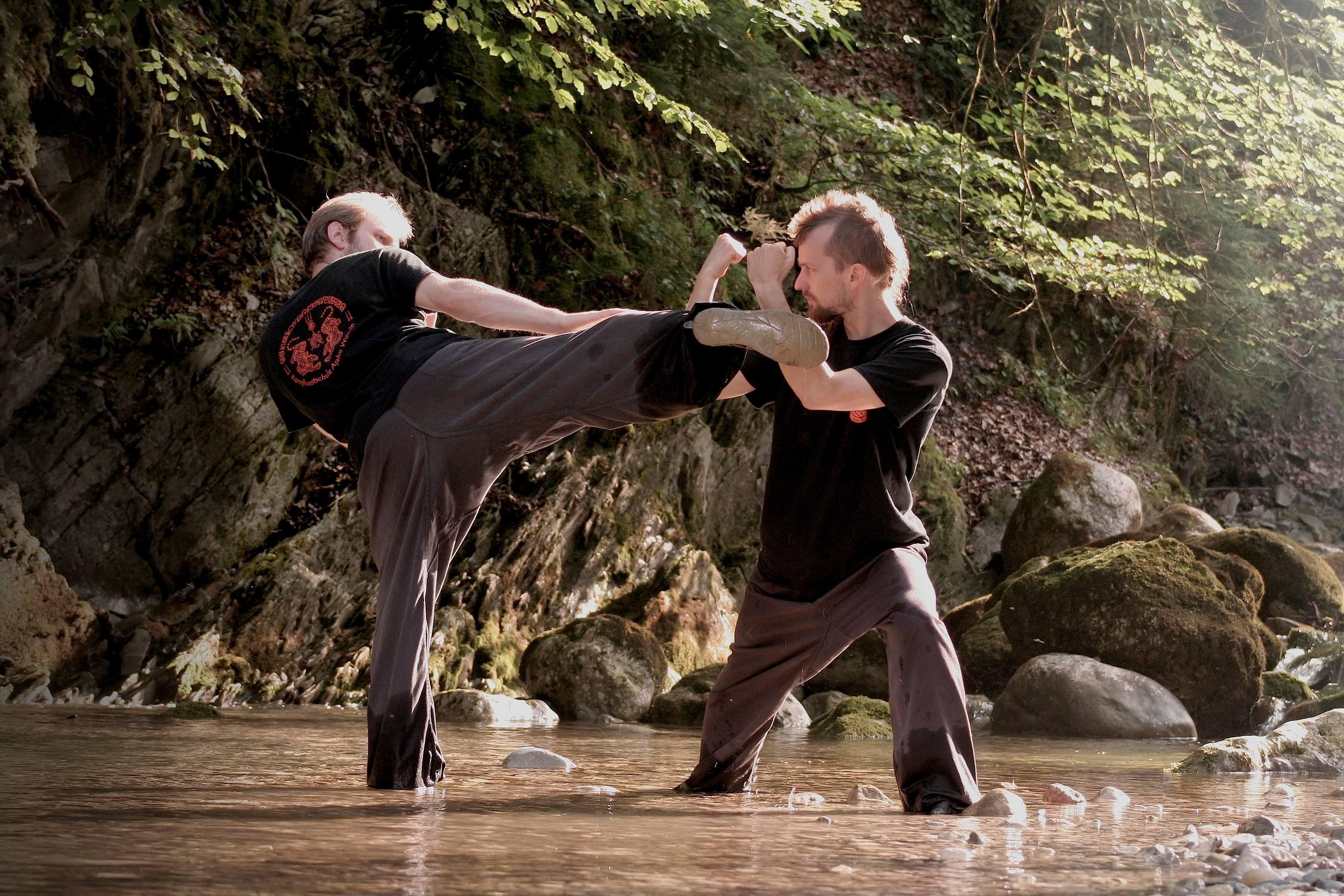 Foto Trainingslager Kung Fu Tai Chi Qi Gong