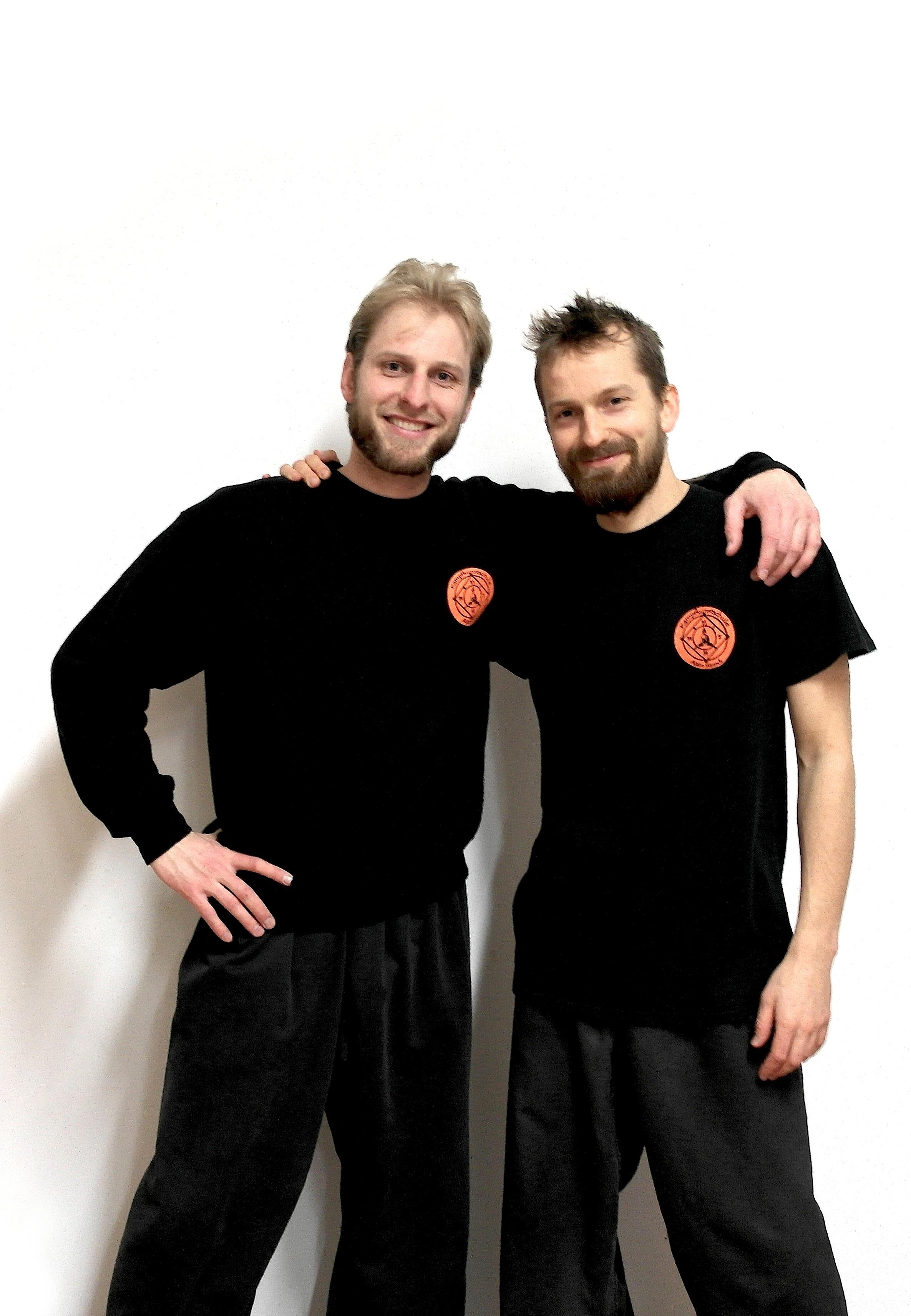 Arno und Stefan Wunsch