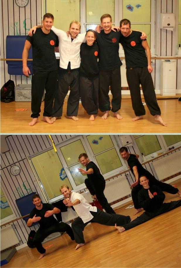 Kampfkunstschule Ajahn Wunsch, Kung Fu Prüfungen 2016, Kampfsport, Markt Schwaben