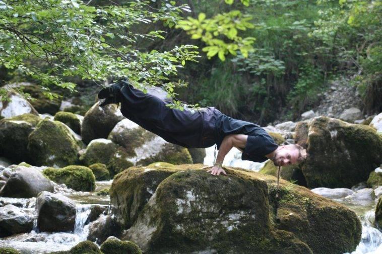 Stefan Wunsch in der Natur