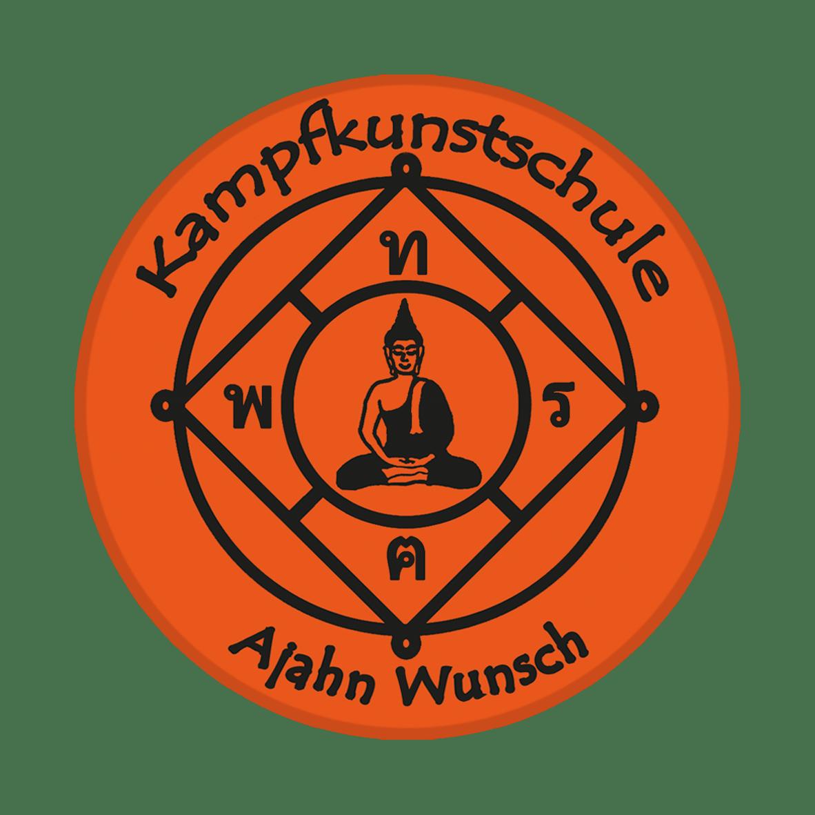 Logo Ajahn Wunsch Kampkunstschule