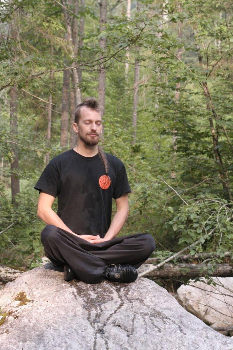 Meditation in der Natur Stefan Wunsch