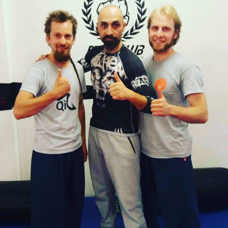 Chinese Boxing Seminar with Ismet Himmet 2018, Kampfkunstschule Ajahn Wunsch, Arno Wunsch, Kung Fu, Tai Chi, Qi Gong, Markt Schwaben